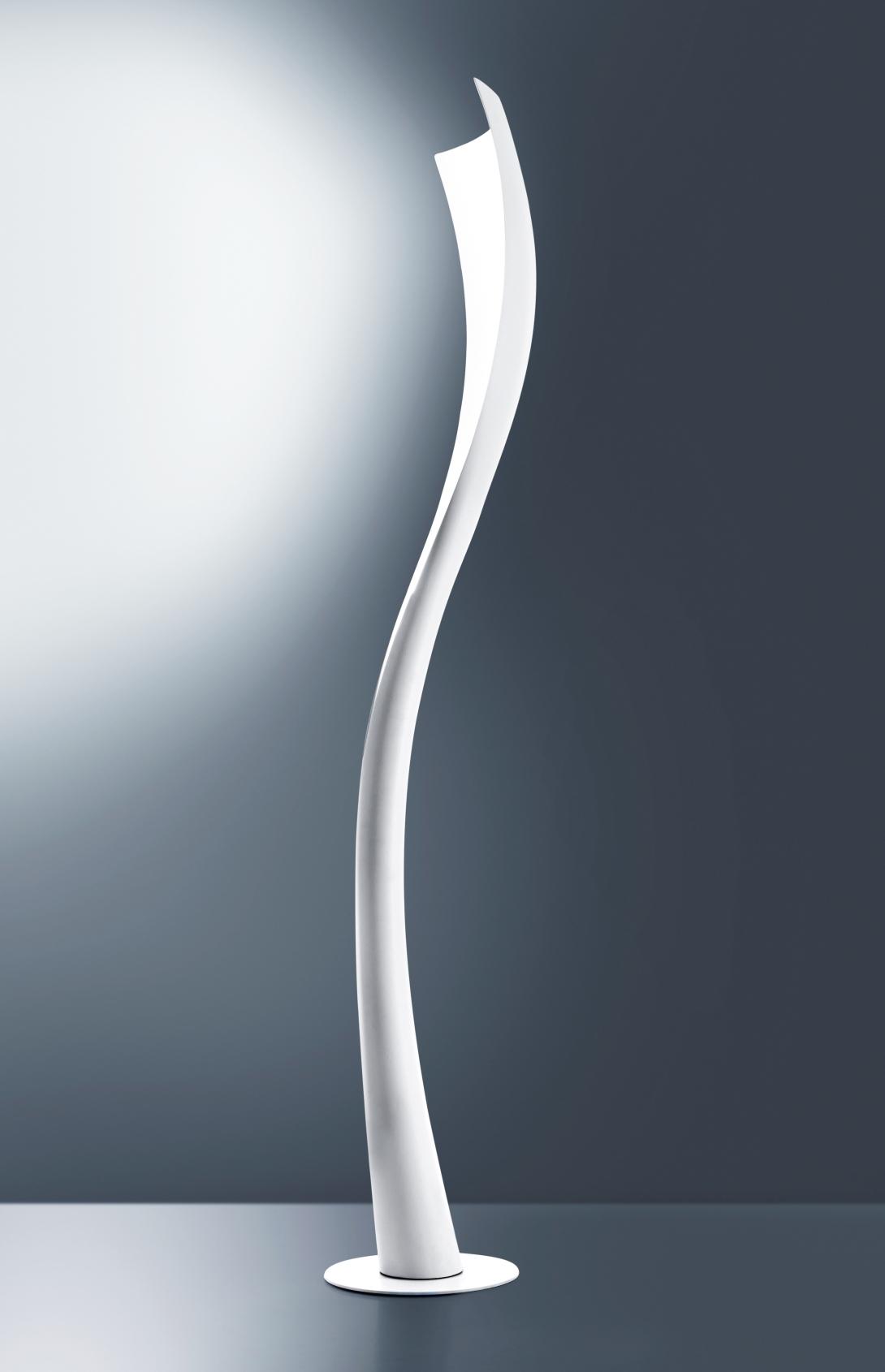由美國設計師凱瑞姆・瑞席( Karim Rashid)設計的「Solium」落地燈