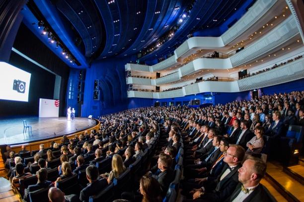01_2017年度紅點盛會在埃森阿爾托劇院舉辦