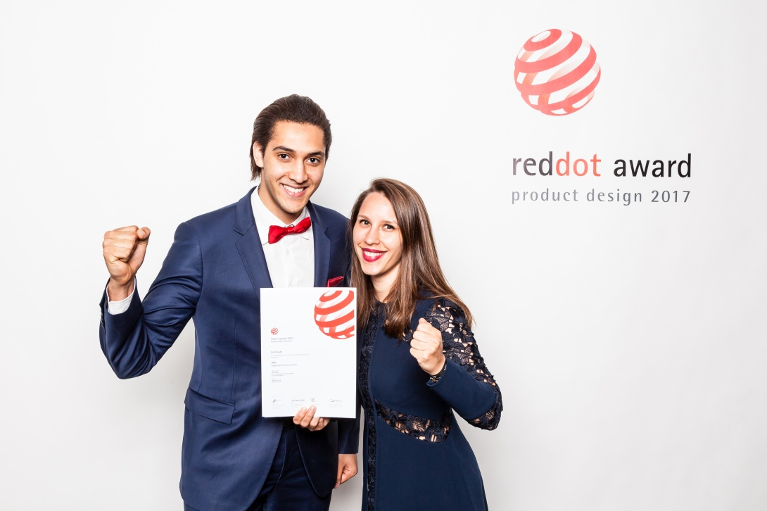 Lucky_Winners_Red_Dot_Award_Product_Design_2017
