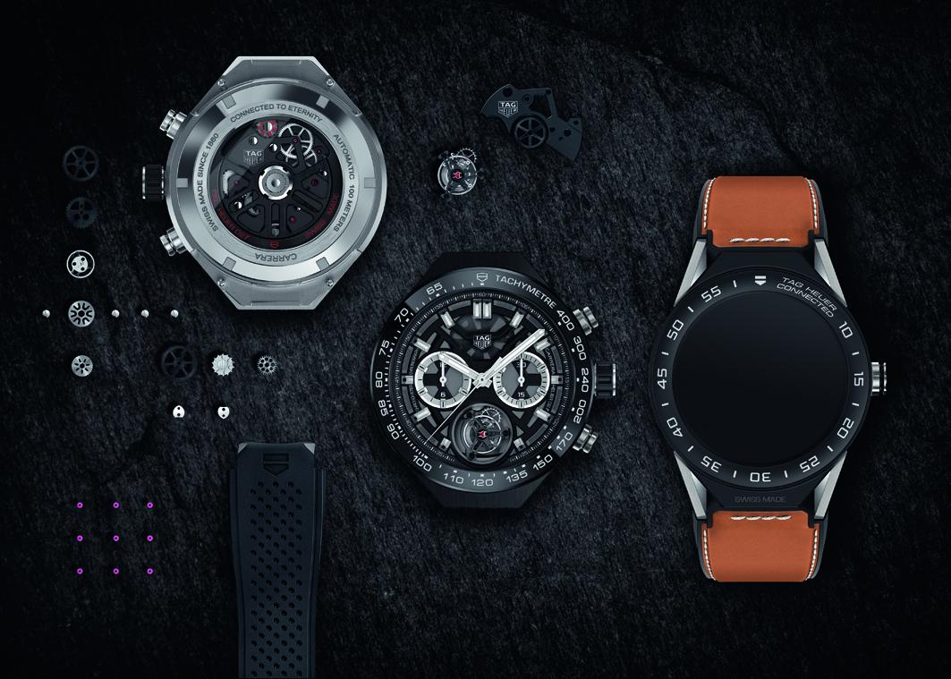 泰格豪雅智能腕錶奢華套組_1