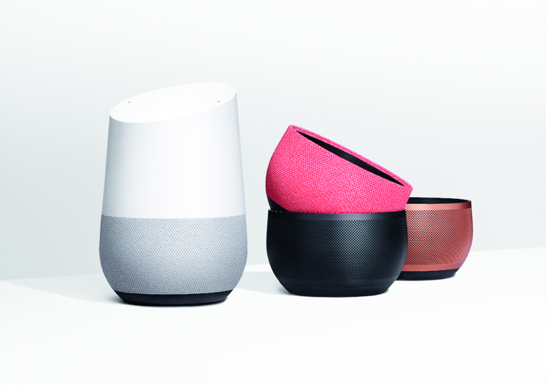 Google Home_智能揚聲器_1