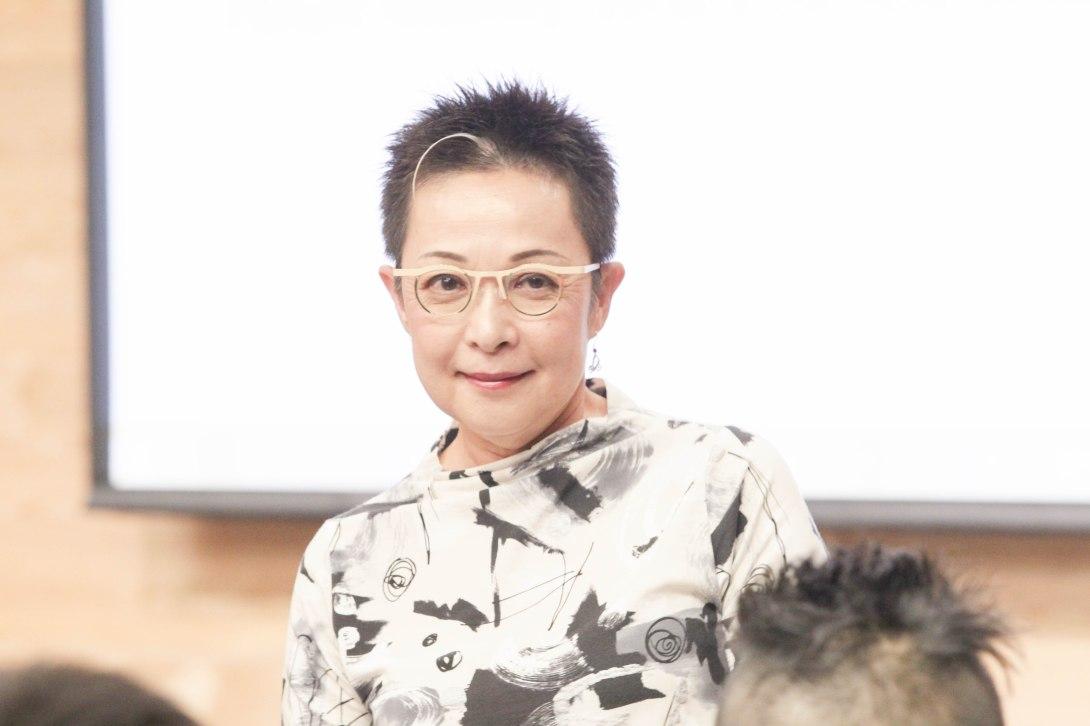 自行車新文化基金會執行長 劉麗珠
