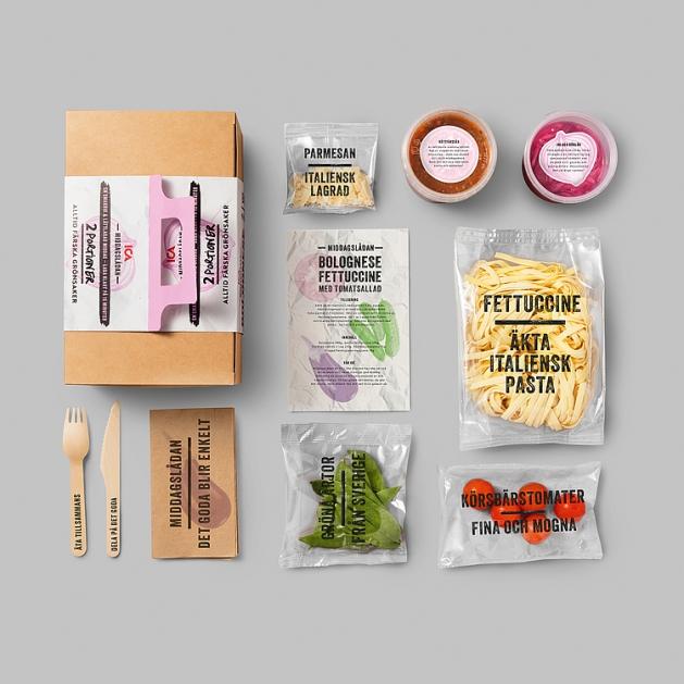 ICA Dinner Box